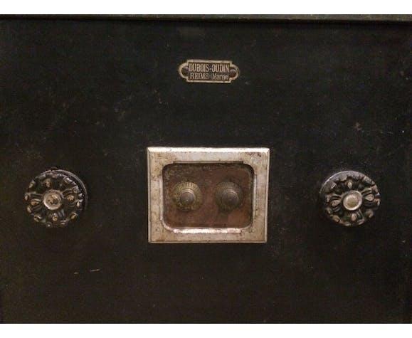 Old Dubois-Oudin Reims Safe - 1880-1900