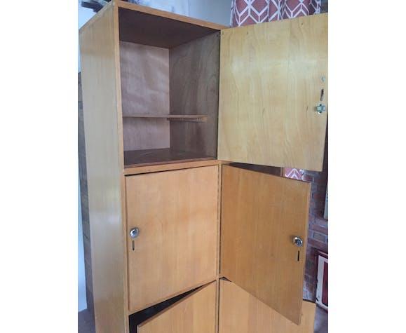 1950s locker furniture