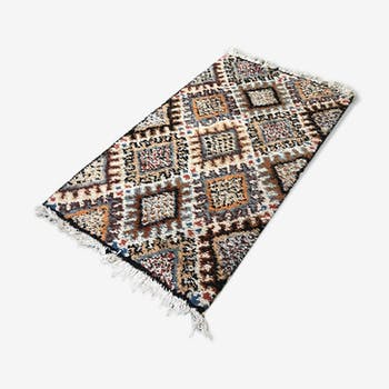 Berber carpet 153x79cm