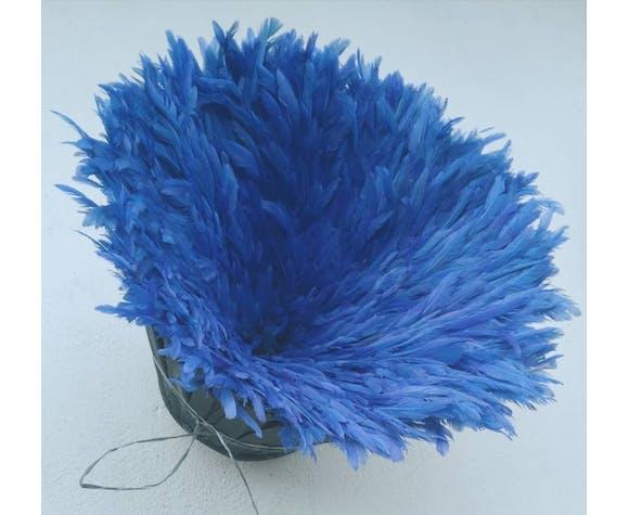 Juju hat bleu de 80 cm