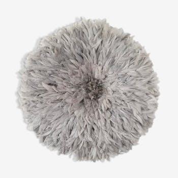 Authentic Juju hat light grey 50 / 55cm