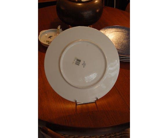 Assiette Villeroy & Boch Country Montana Denim dinner plate