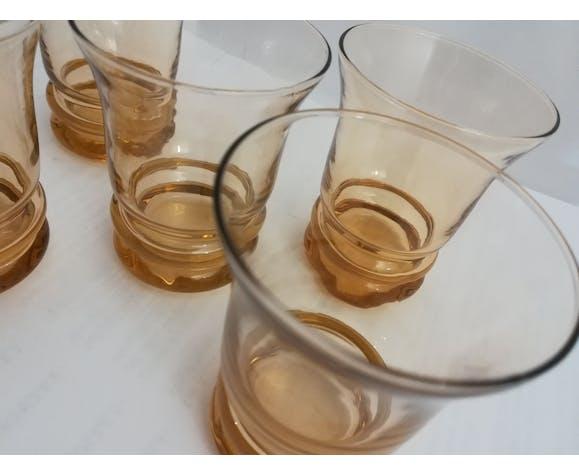 Service à alcool vintage