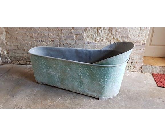 Zinc Bathtub Selency