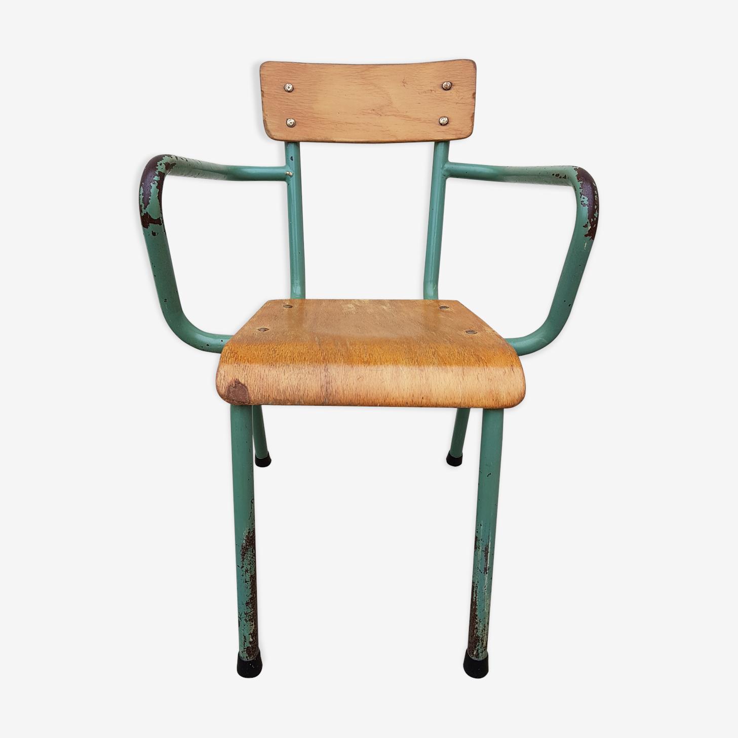 Old mullca child armchair