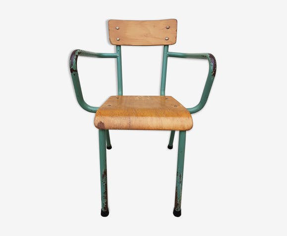 Old mullca child armchair