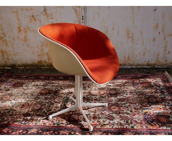 Fauteuil «Shell» par Charles et Ray Eames pour Herman Miller années 60