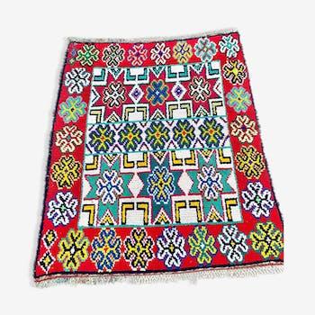 Carpet boucherouite 150x200cm