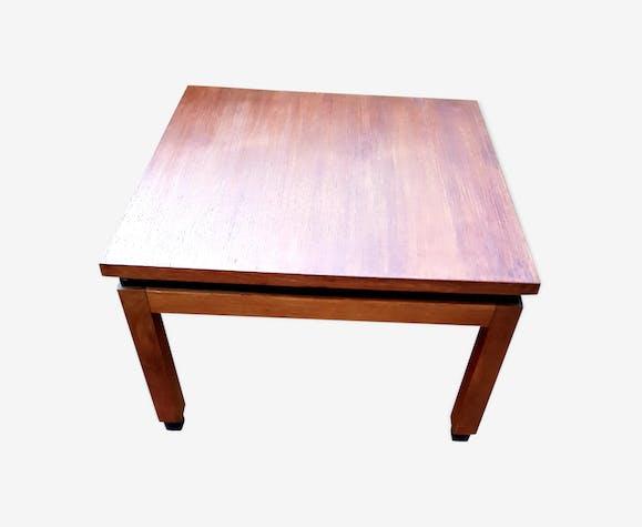 Table d'appoint en teck