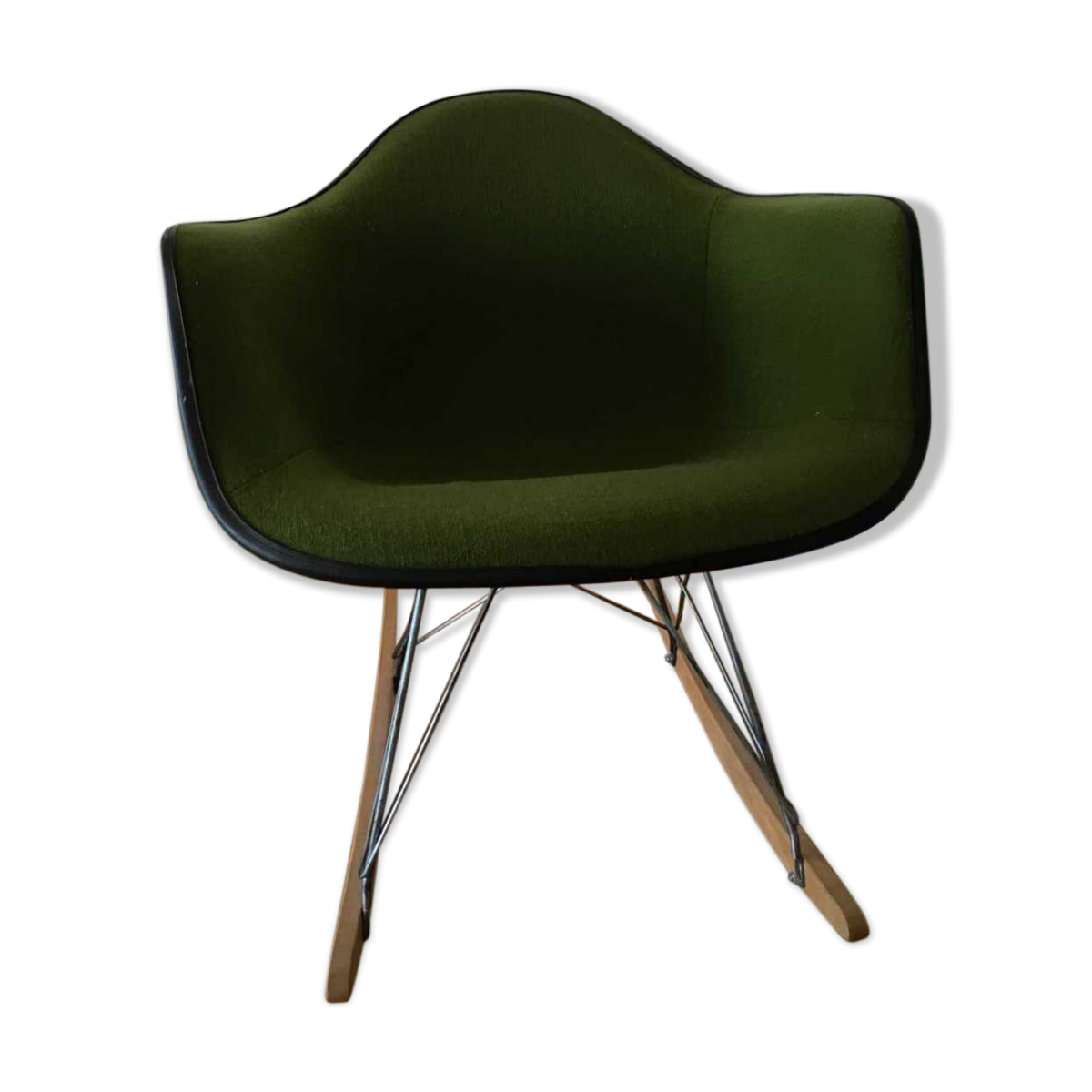 RAR Rocking Chair Charles and Ray Eames pour Herman Miller