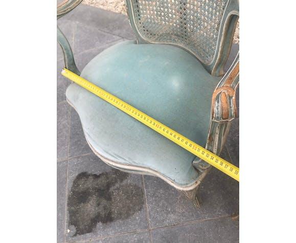 2 fauteuils cabriolets Louis V début 20éme