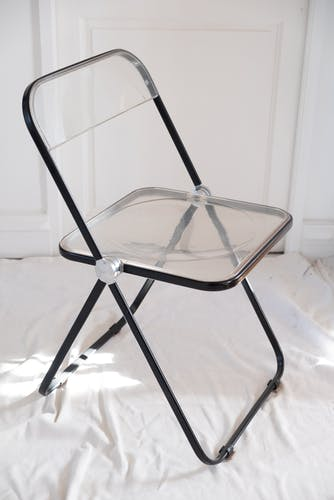 Paire de chaises Plia Castelli