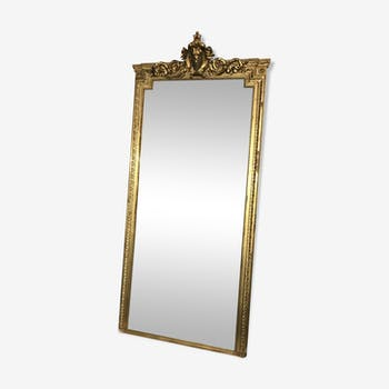 Miroirs vintage et anciens d 39 occasion for Miroir 110 50