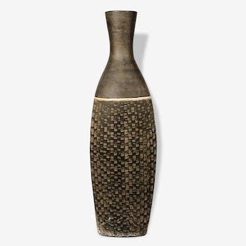 Vase terre origine phillipine