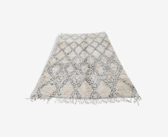Carpet beni ouarain vintage marmoucha 270x210 cm