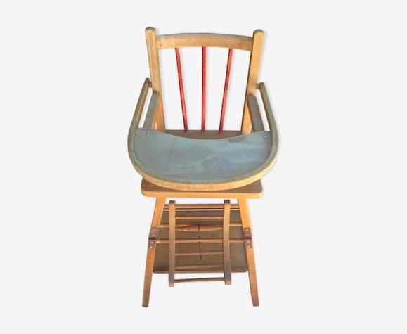 chaise haute pour petit enfant transformable en trotteur. Black Bedroom Furniture Sets. Home Design Ideas