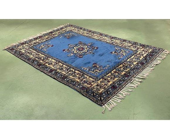 Tapis marocain en laine fait main 2m53 x1m87