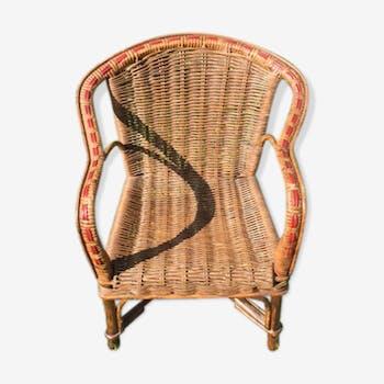 Child Chair rattan