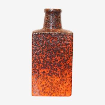 Vase rectangulaire vintage 60/70
