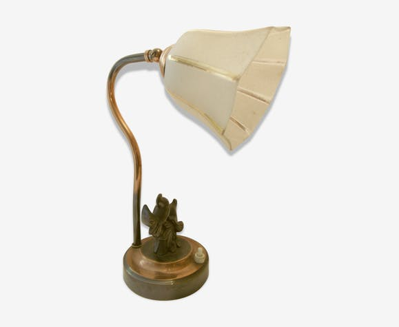 À 0aiij9j Déco Doré Poser Cuivre Lampe Art dCoxWBre