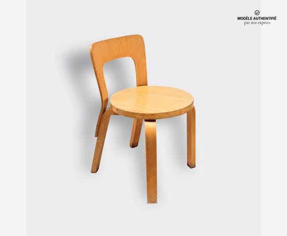 Chaise Enfant 65 Alvar Aalto