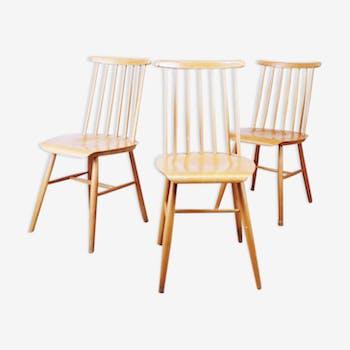 Jeu de chaises à bâtons Pinnstolar