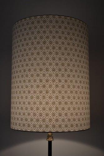 Lampadaire tripode vintage des années 60