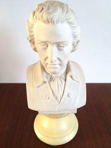 Buste Mozart