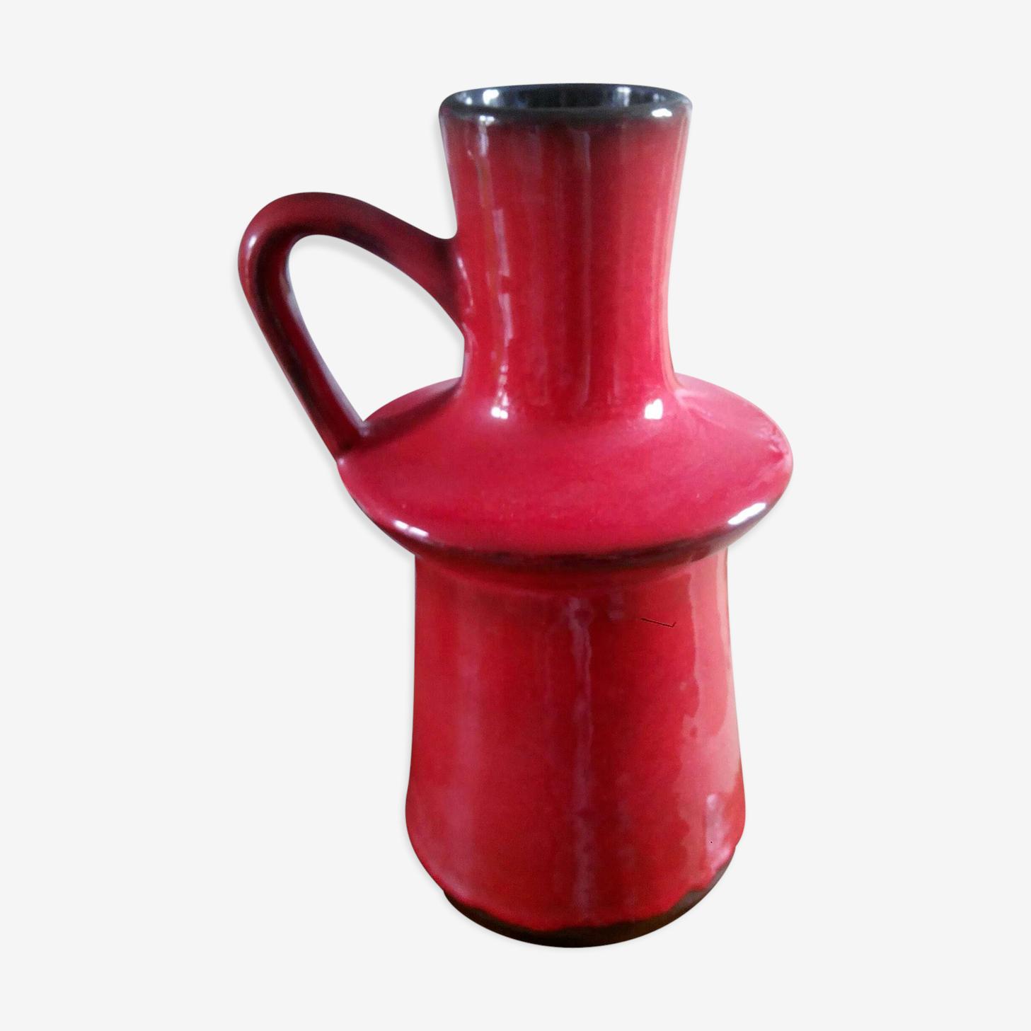 Vase d'origine allemande jopeko keramik vintage
