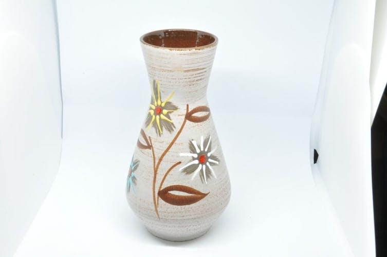 West Germany ceramic vase