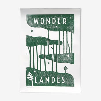 Wonderlandes green