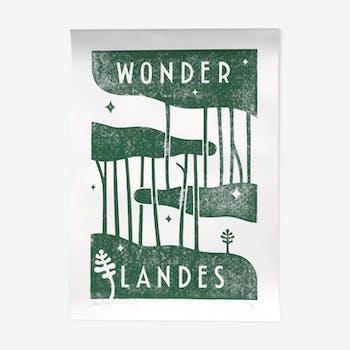Wonderlandes vert