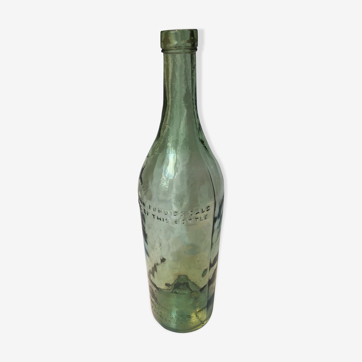 Bottle of cognac 4l - height 54 cm