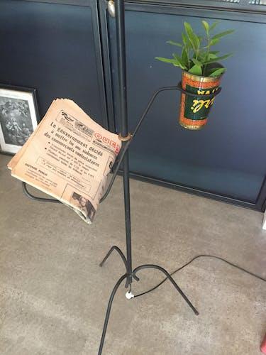 Liseuse porte plante porte revues