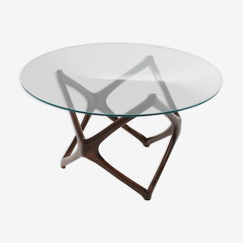 Pierluigi Giordani occasional coffee table 1950s