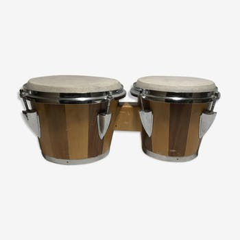 Percussion Bongo vintage