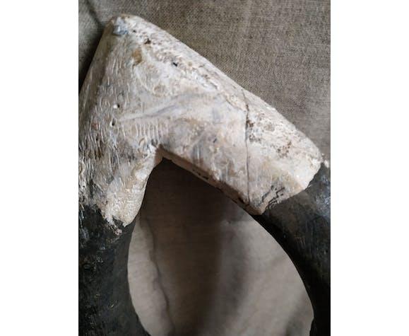 Masque africain Baoulé goli