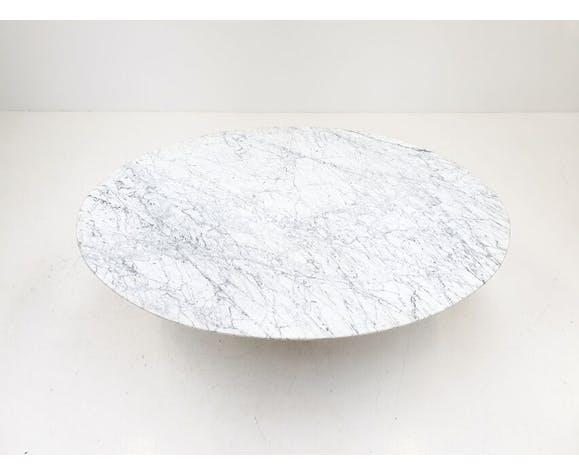 Table Carlo Scarpa «Samo» collection «Ultrarazionale» de Simon années 1970, Italie.