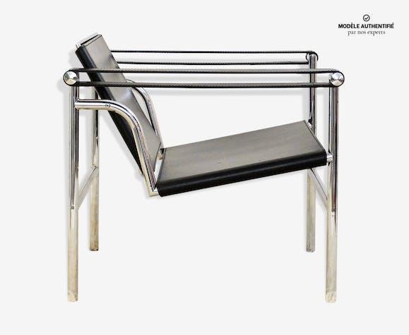 Fauteuil Le Corbusier LC1