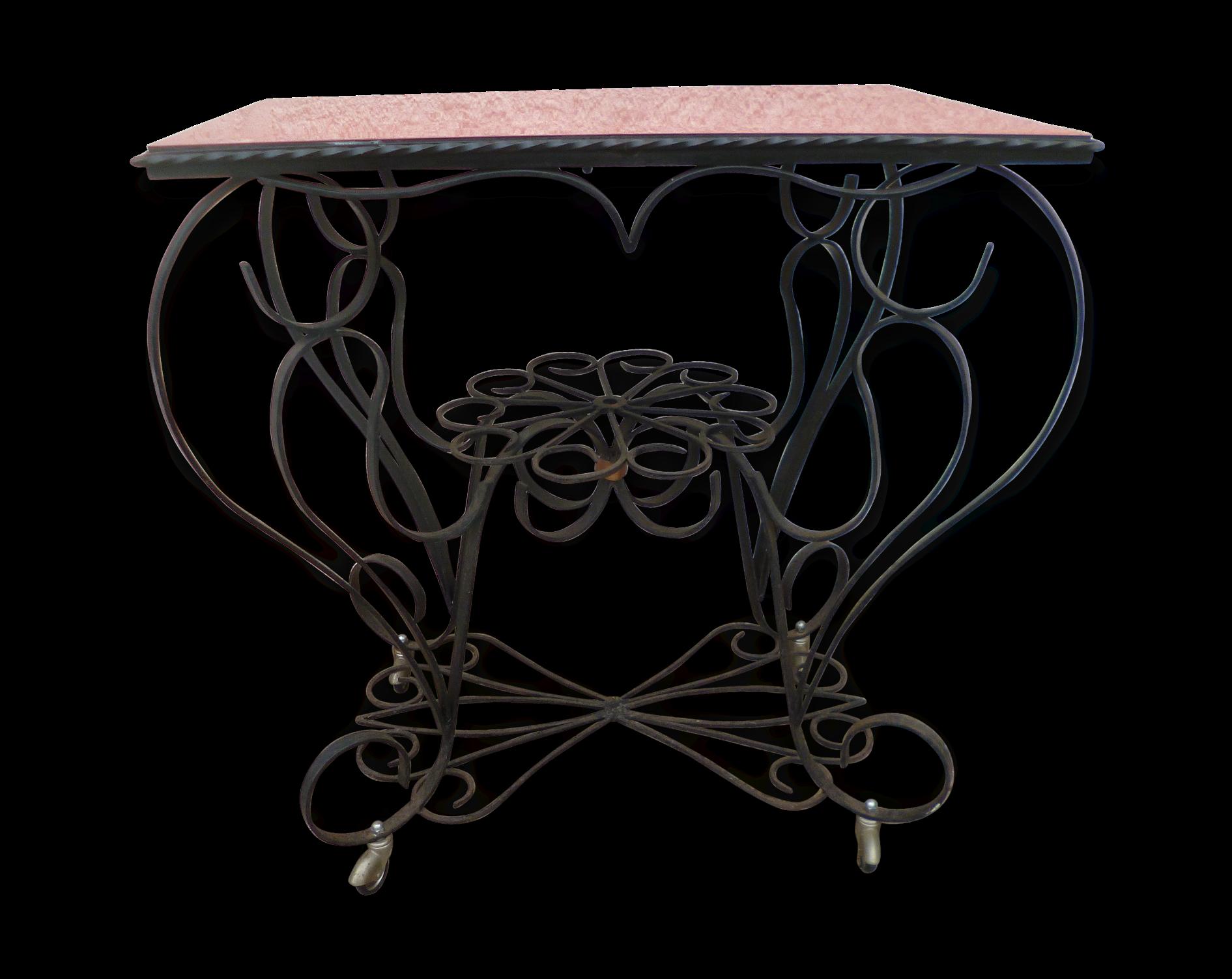 Table roulettes cheap bureau sur roulettes pour ordinateur bureau table de bureau brun pour - Meuble tv en verre transparent ...