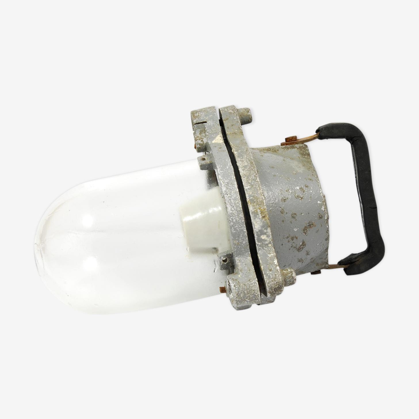 Lampe industrielle type 518-05, Tchécoslovaquie, années 1960