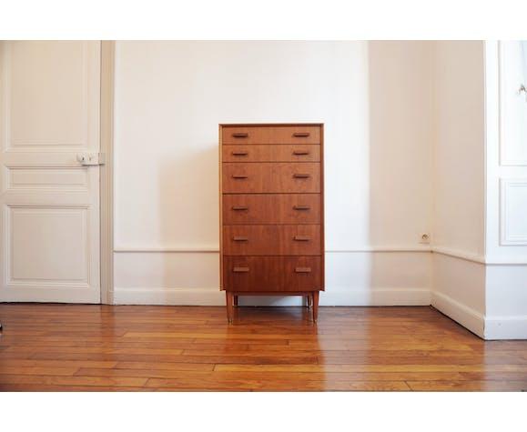 Chest of drawers 6 G-Plan teak drawers
