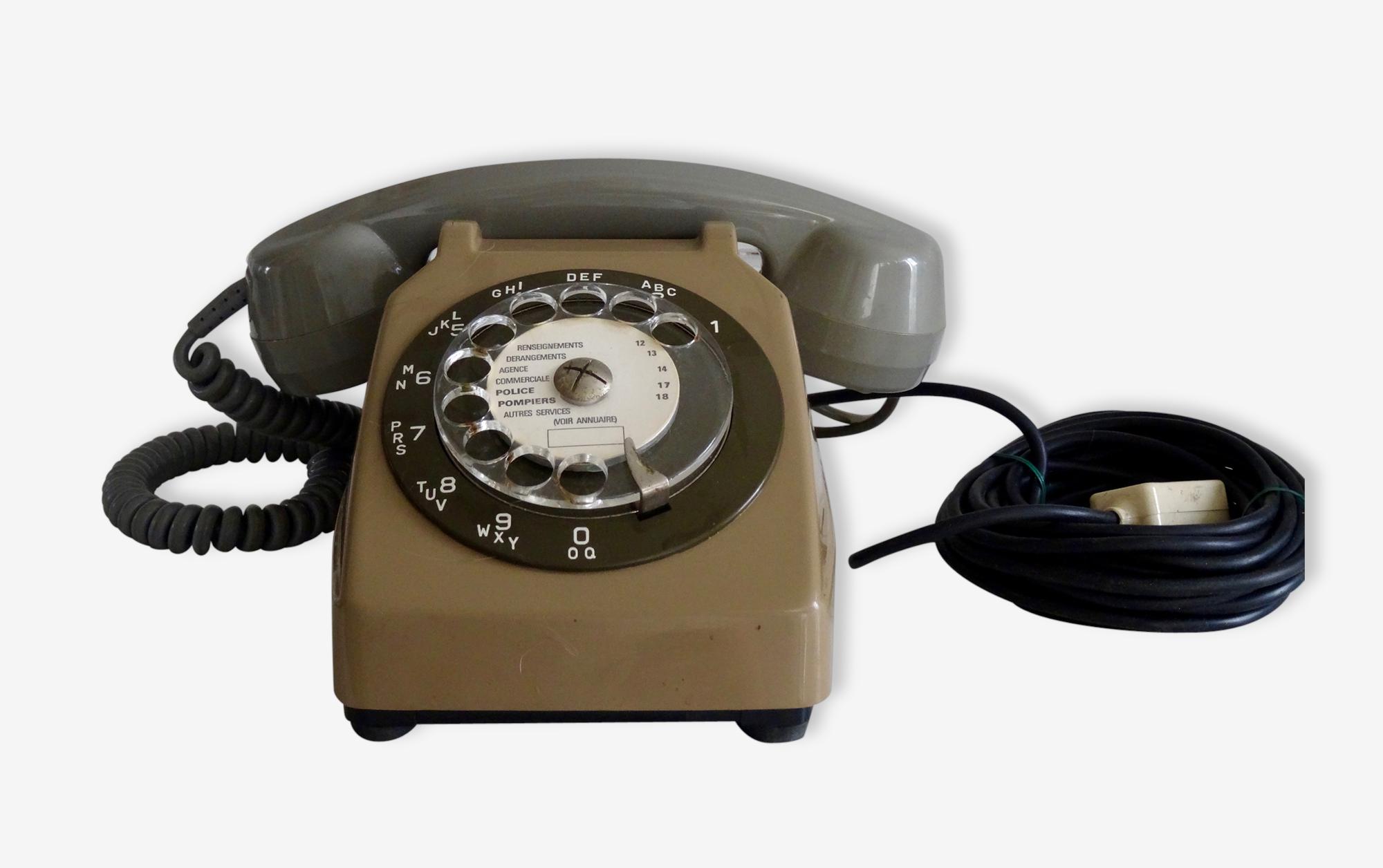 Télephone vintage
