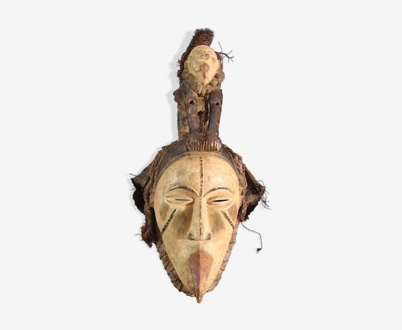 Masque OGONI - Nigeria Fin du 20ème siècle