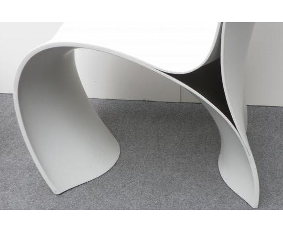Set of 6 chairs Three Skin by Ron Arad for Moroso, 2004