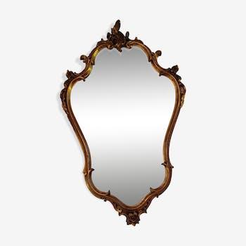Baroque mirror 85 x 53