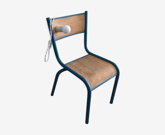 Chaise d'ecolier