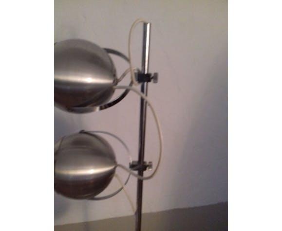 Lamppost ball eye vintage years 70