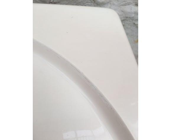 Table basse en fibre de verre années 70