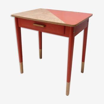 Vintage children's desk redesigned